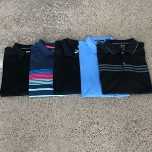 Other - Golf shirts - lot of 5